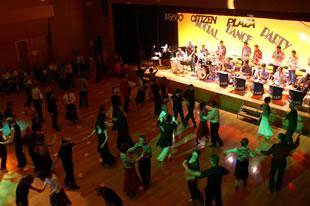 社交ダンスパーティー「魅惑の夕べ」のイメージ