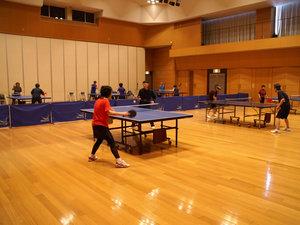 ラージボール卓球フリー練習講座