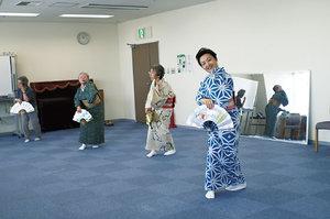 日本舞踊教室(藤間流)