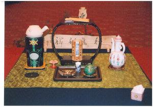煎茶道方円流教室