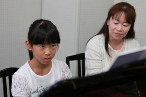 月曜ピアノ教室