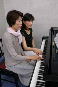 趣味のピアノ