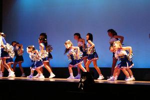キッズチアダンス