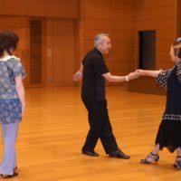 社交ダンスステップ1
