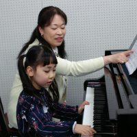水曜ピアノ教室