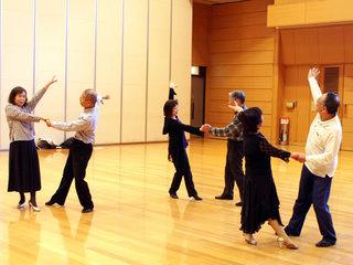社交ダンスグレイドアップ