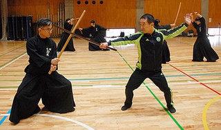 木剣体操教室